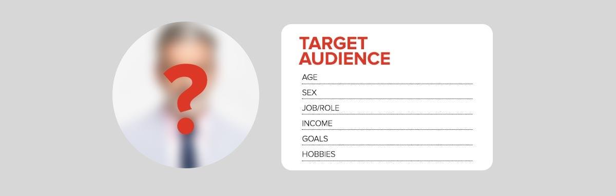 Buyer persona targeting