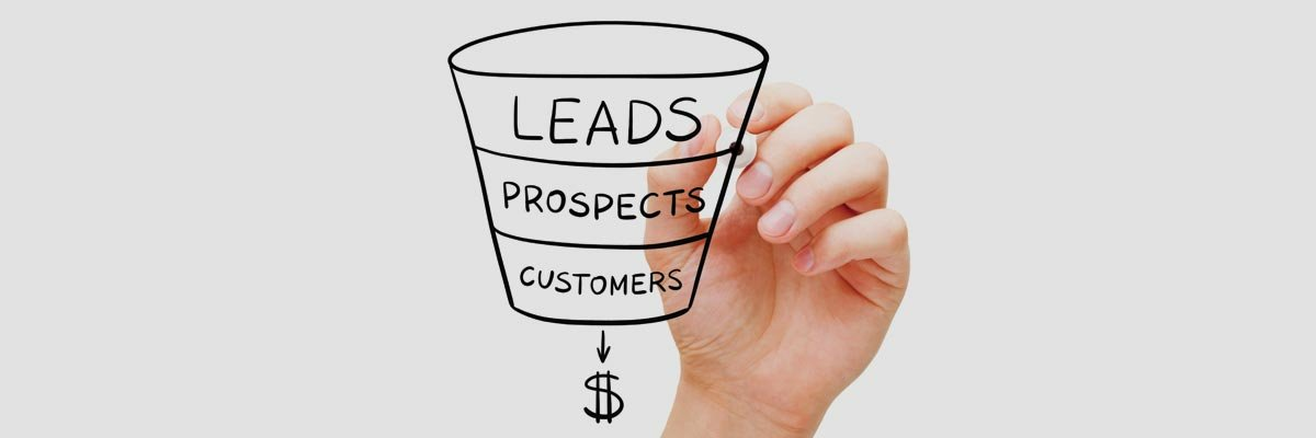 Sales and marketing qualify leads