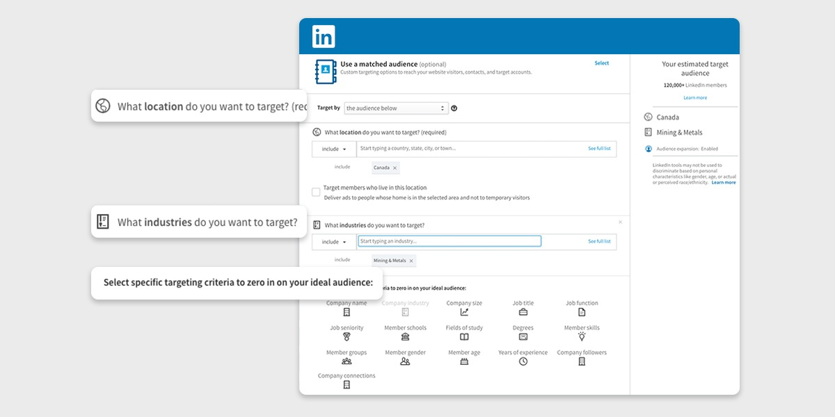 LinkedIn-ad-targeting