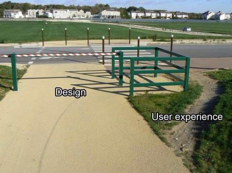 user experience designer vancouver and bad UX design