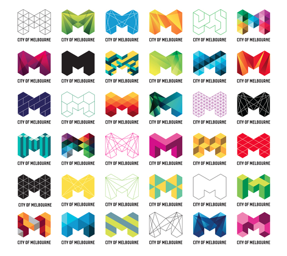 Flexible Brand Identity Systems