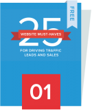 25 Website Must Haves Part 1: Get Found Online thumb